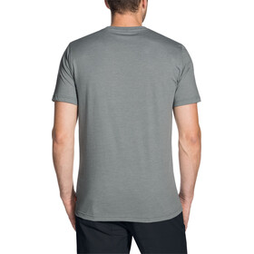 VAUDE Cyclist III T-Shirt Men pewter grey